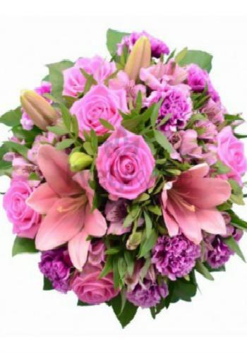 Bouquet fleurs toutes occasions