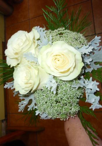 Bouquet de marié ou fille d'honneur