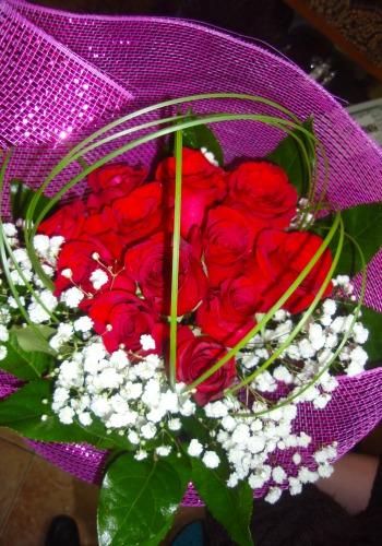 Douzaine de rose